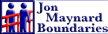 Go to the Jon Maynard Boundaries web site